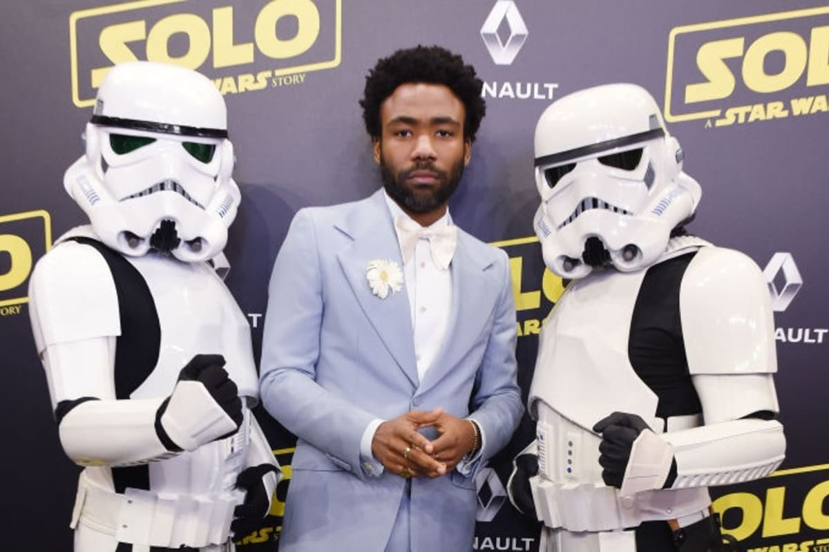 Donald Glover's Lando Calrissian Getting His Own 'Star Wars' Movie