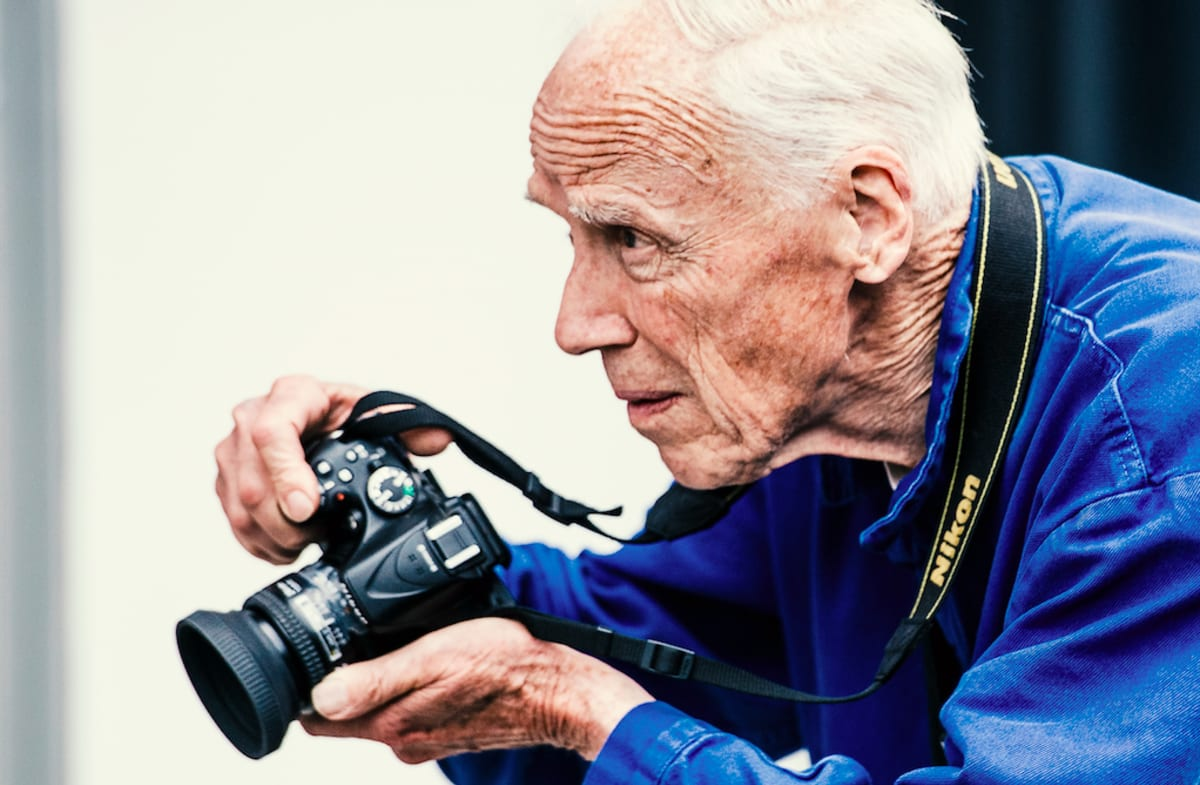 William Klein - The Greatest Street Photographers Of All Time | Complex
