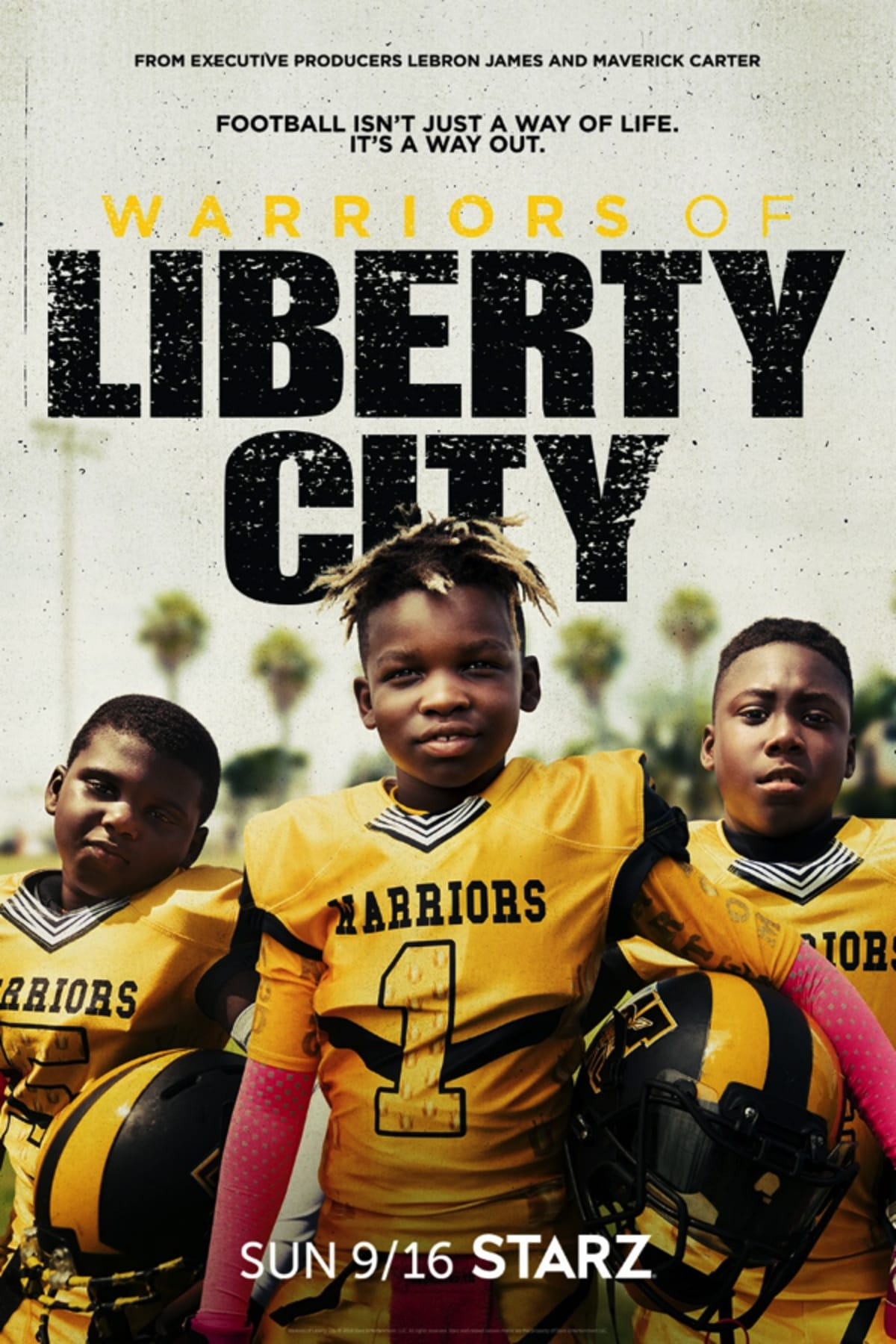 84bb555c719 Here s the Teaser Trailer for LeBron James-Executive Produced Docuseries   Warriors of Liberty City