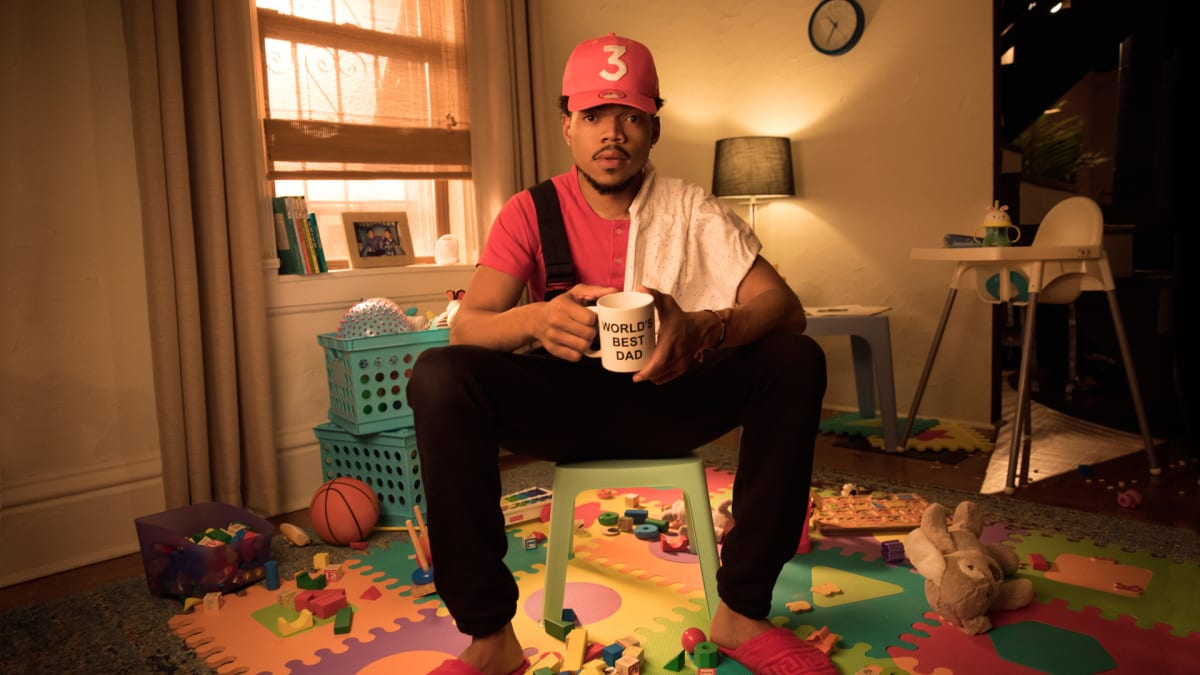 Chance the Rapper Talks His Grammy Wins, His Daughter, and Upcoming Album