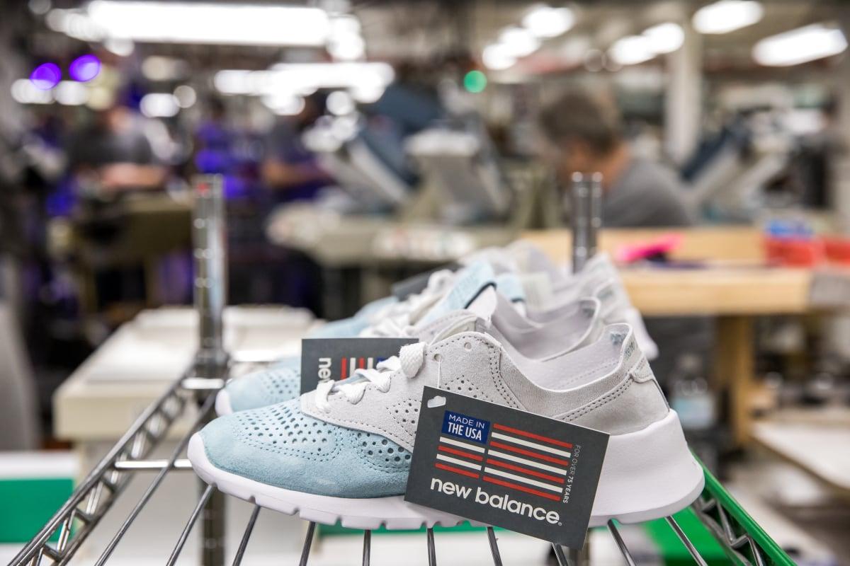 new balance warehouse new balance running shoes made in usa