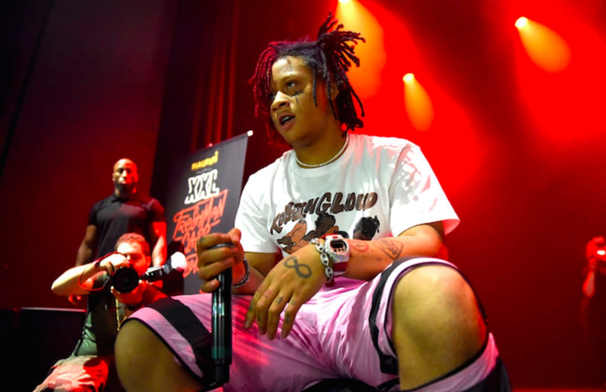 "West End Auto >> Stream Trippie Redd's New Tracks, ""Black Magic"" and ""BILAP ..."