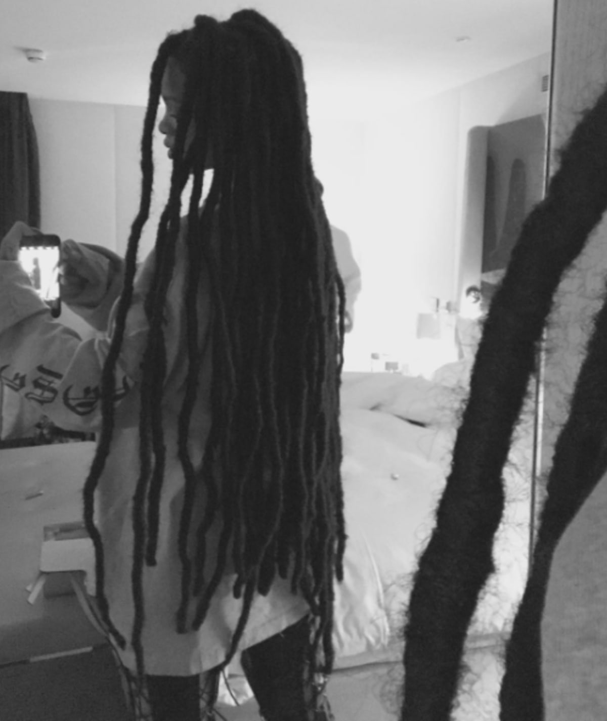 Rihanna Hair 2016 Dreads