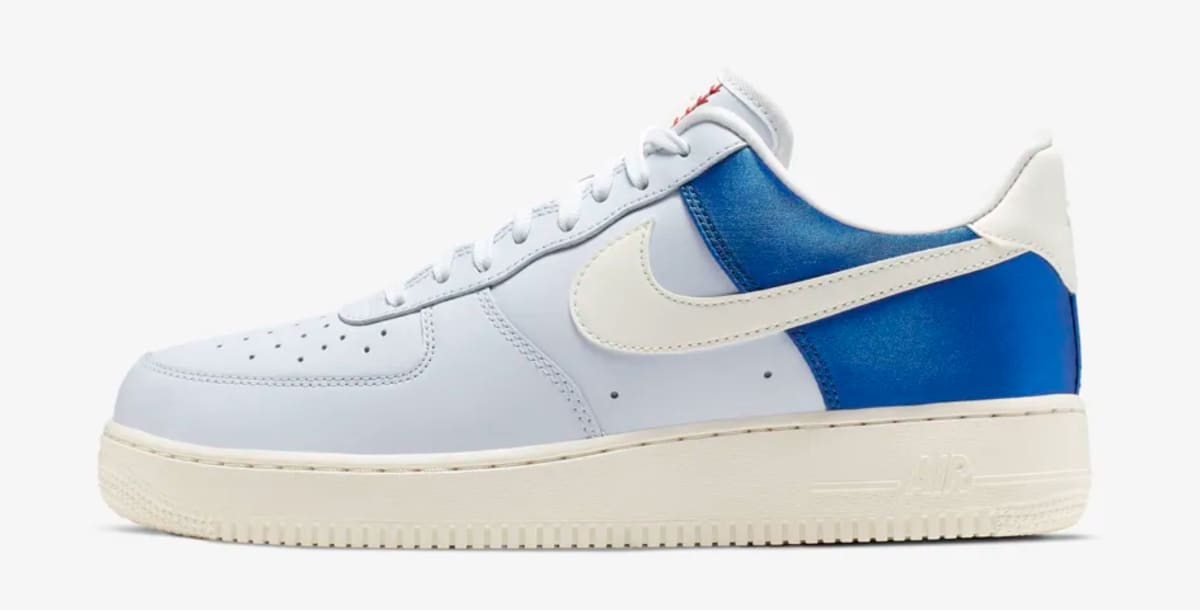 cb6fb596b4a4ff Rep Toronto with Nike s Latest Air Force 1