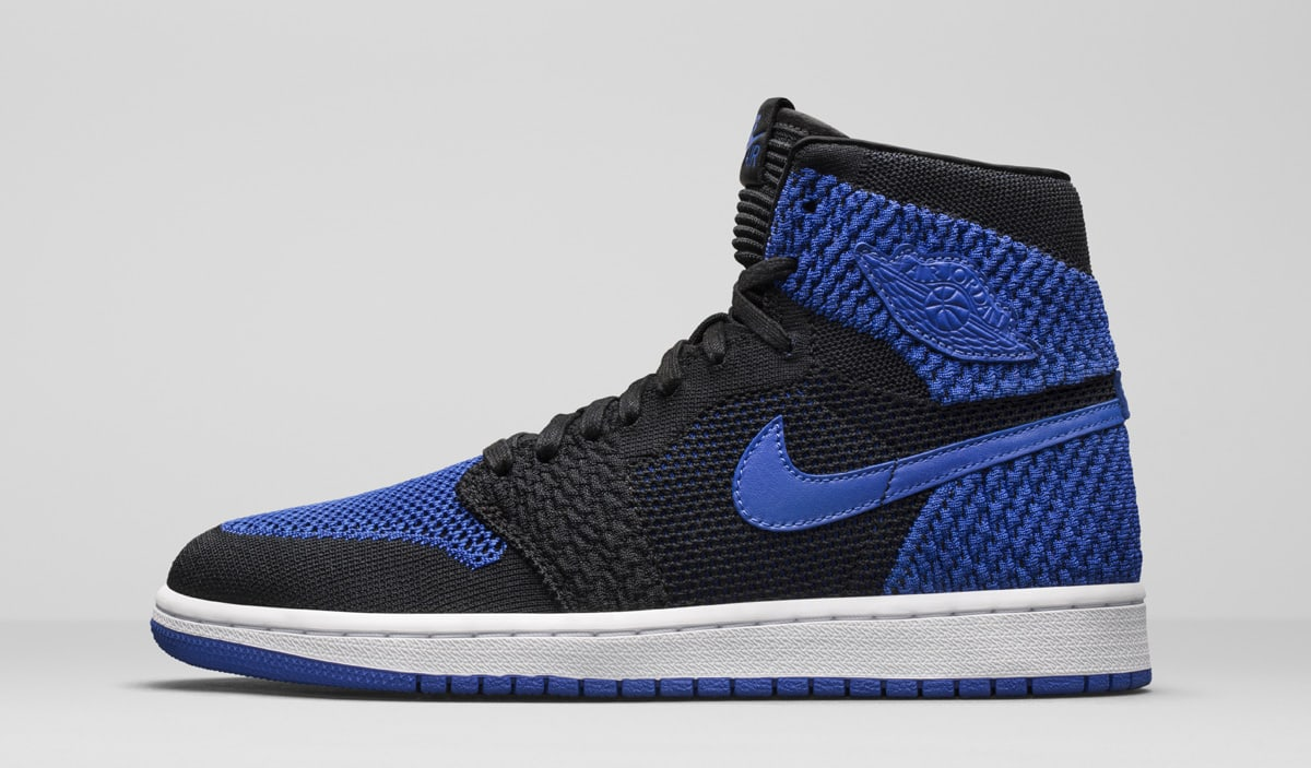 b06778dd75ee Why Sneakerheads Can t Be Mad at the Flyknit Air Jordan 1