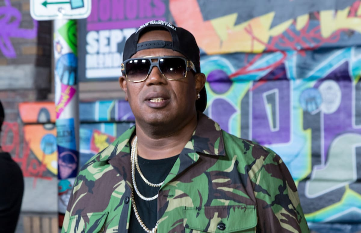 Master P Claims He Was Actually in the Running for an NBA Coaching ... e124a2f1f