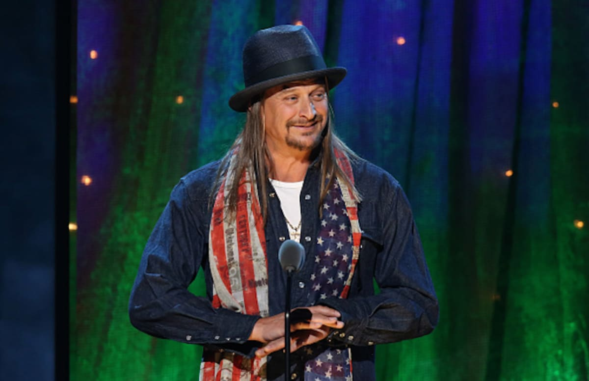 Kid Rock Tour Dates For
