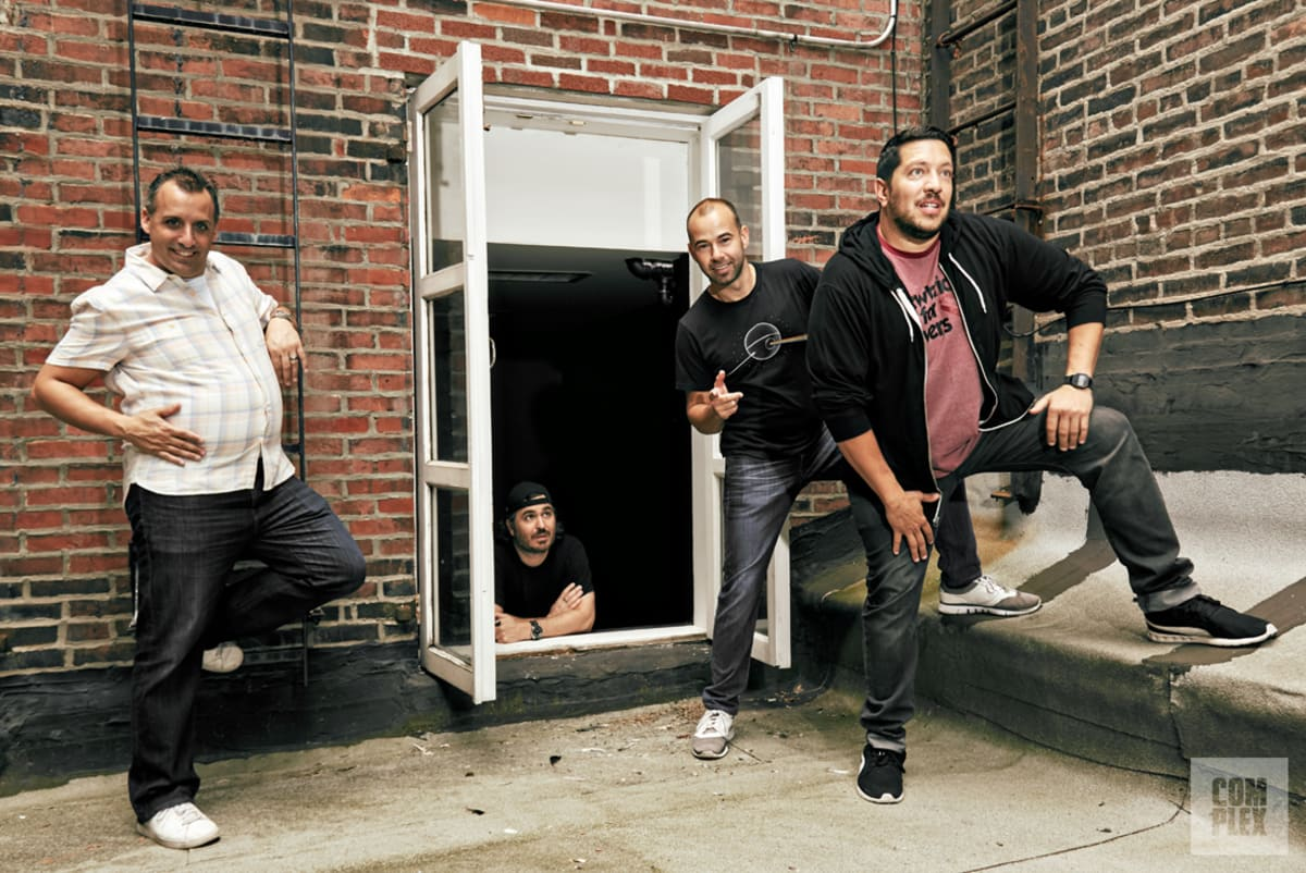 Can you name the Impractical Jokers Season 6 Punishments
