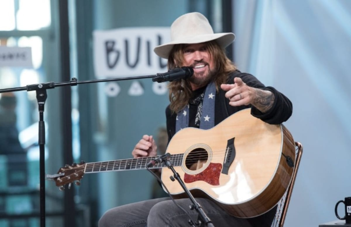 Lil Nas X Is Adding Billy Ray Cyrus To His Country Trap