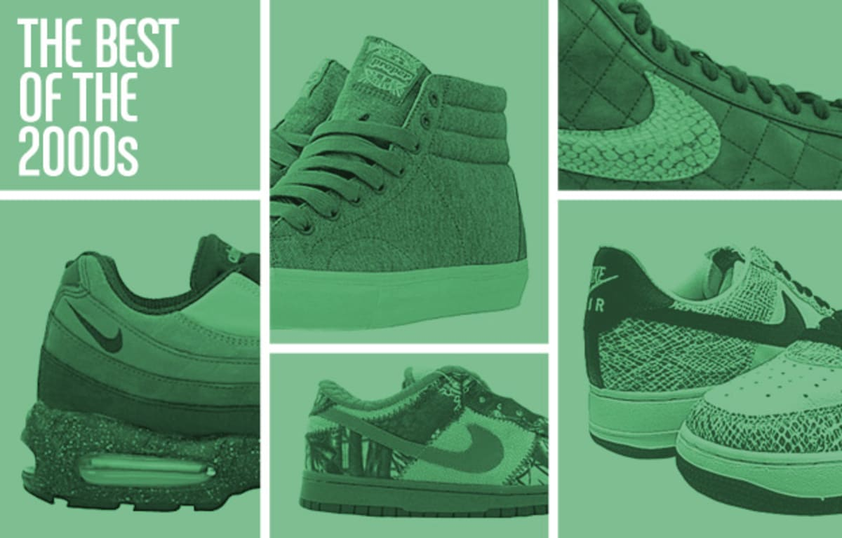 best cheap 30271 f77fd The 100 Best Sneakers of the 2000s