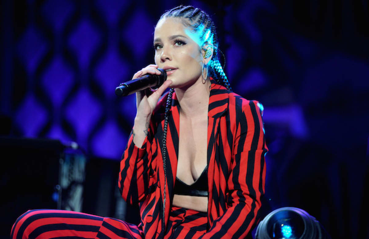 Halsey Opens Up About Surviving Sexual Assault In A Poem