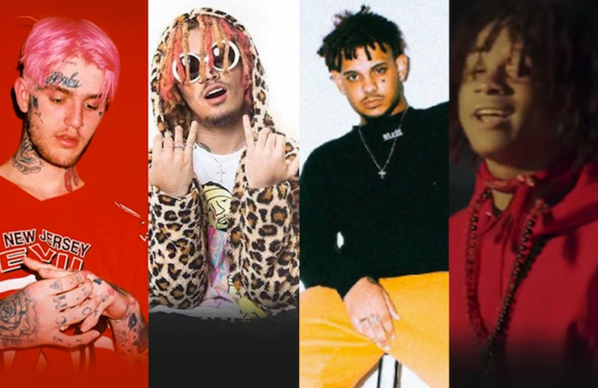 The Who S Who Of Soundcloud Rap Complex