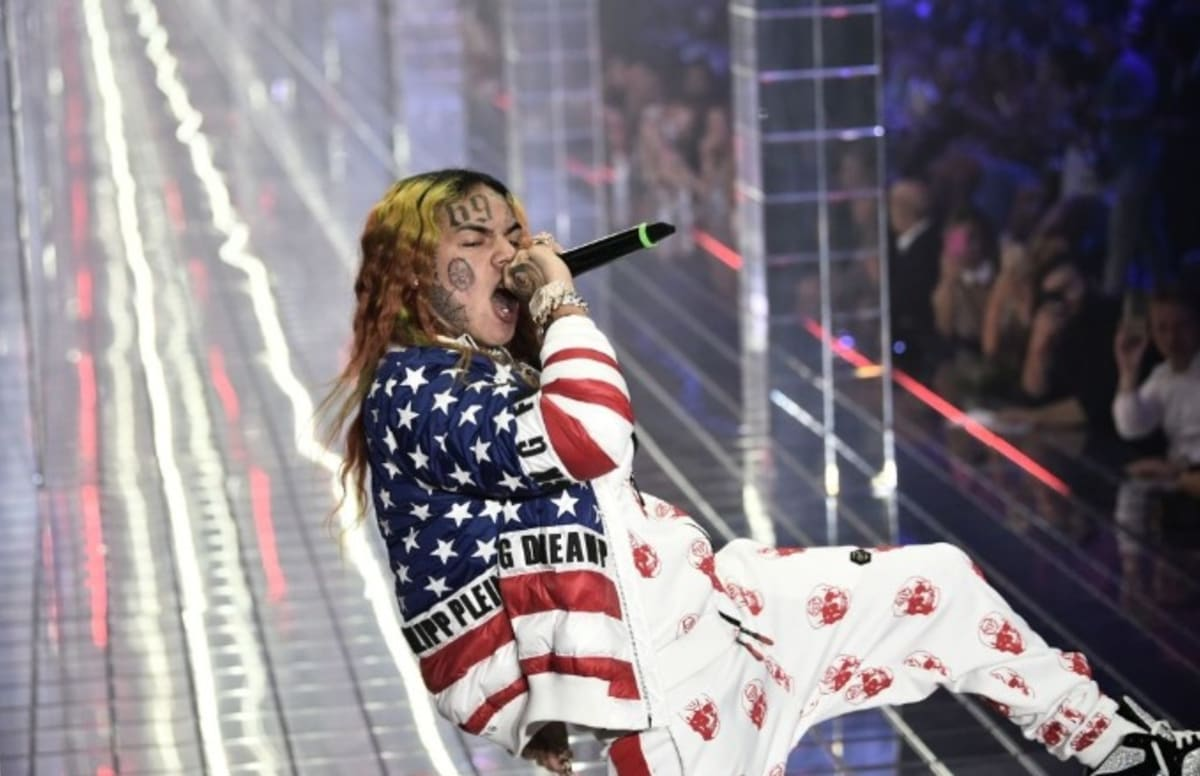 6ix9ine Faces Possibility of Witness Protection