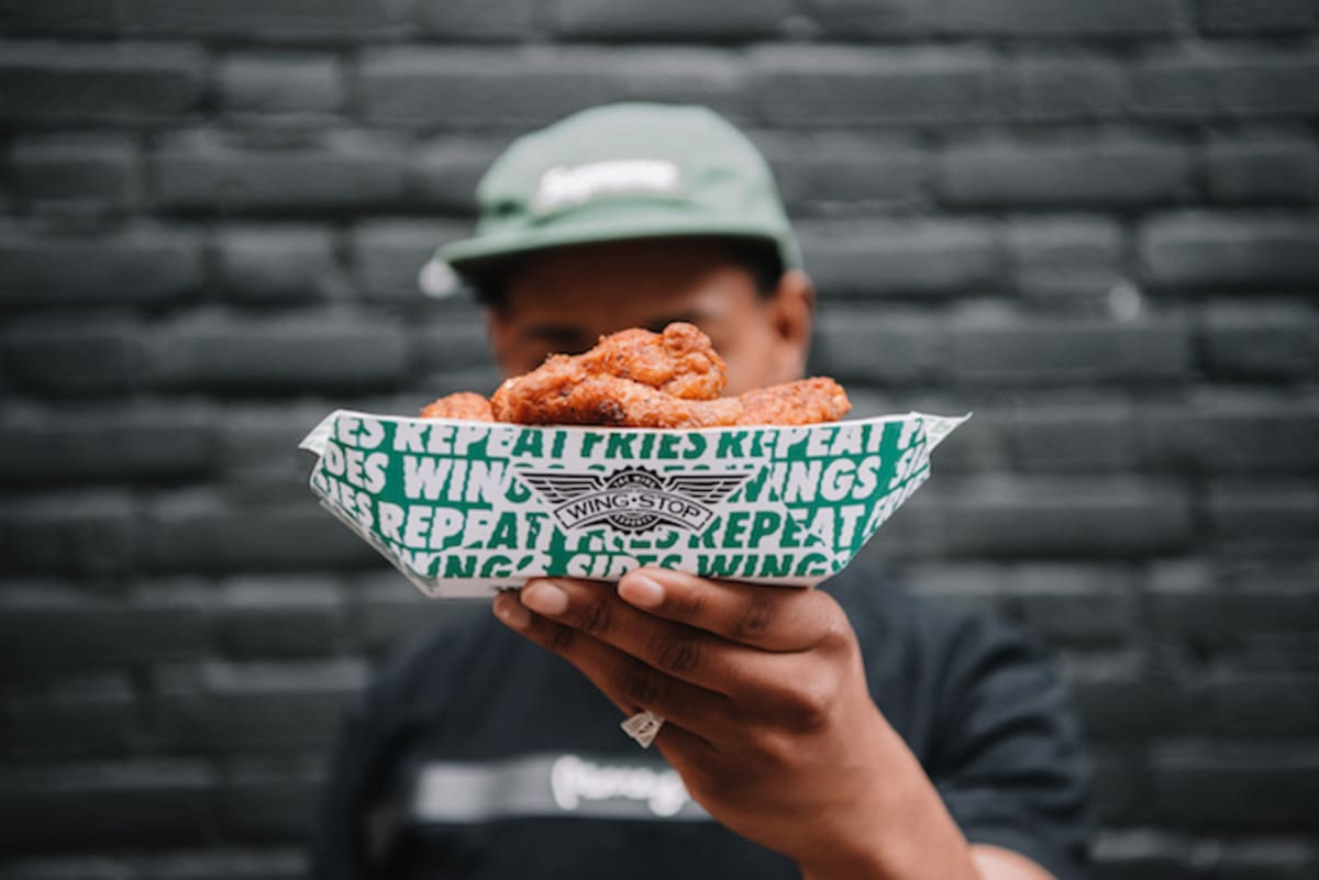 Rick Ross-Approved Wingstop Brand Is Coming To The UK