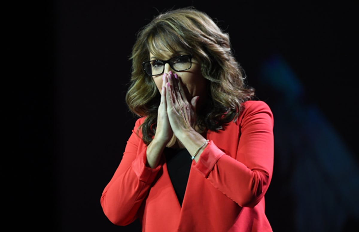 sarah palin is upset with sacha baron cohen after being 39 duped 39 into interview complex. Black Bedroom Furniture Sets. Home Design Ideas