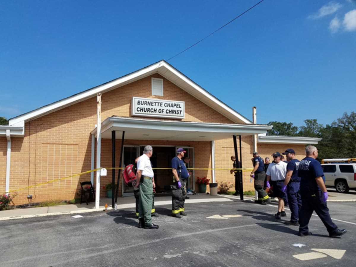 1 Dead 7 Injured in Church Shooting in Tennessee
