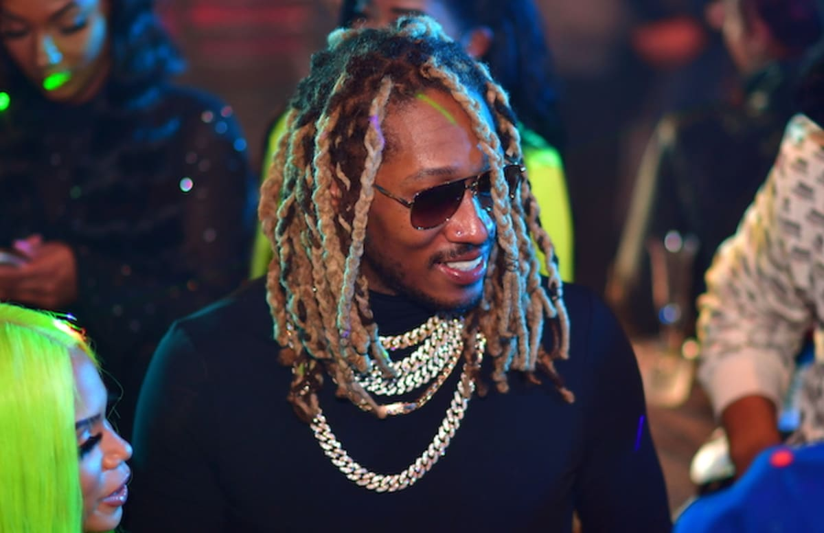 Stream Future's New Album 'The WIZRD' f/ Travis Scott, Young Thug, and Gunna