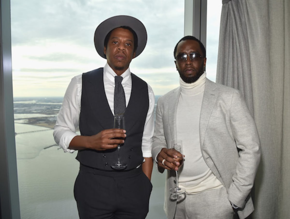 Diddy Loses Top Forbes Spot To Jay Z After 7 Years On Top