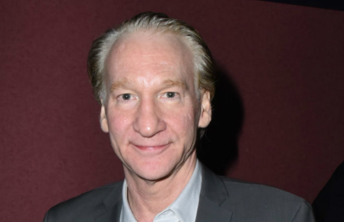 Bill Maher Jokes About Being the Anonymous Conspiracy Theorist Leader 'Q'