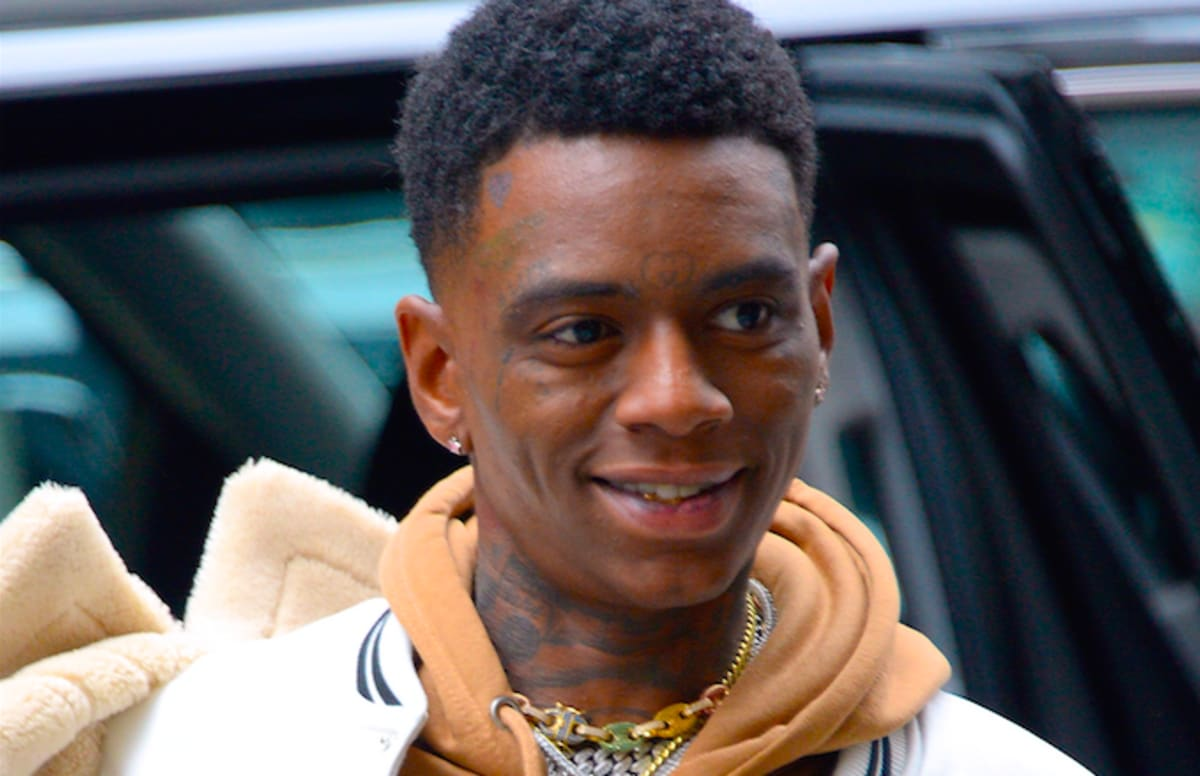 Soulja Boy Accuses Ari...
