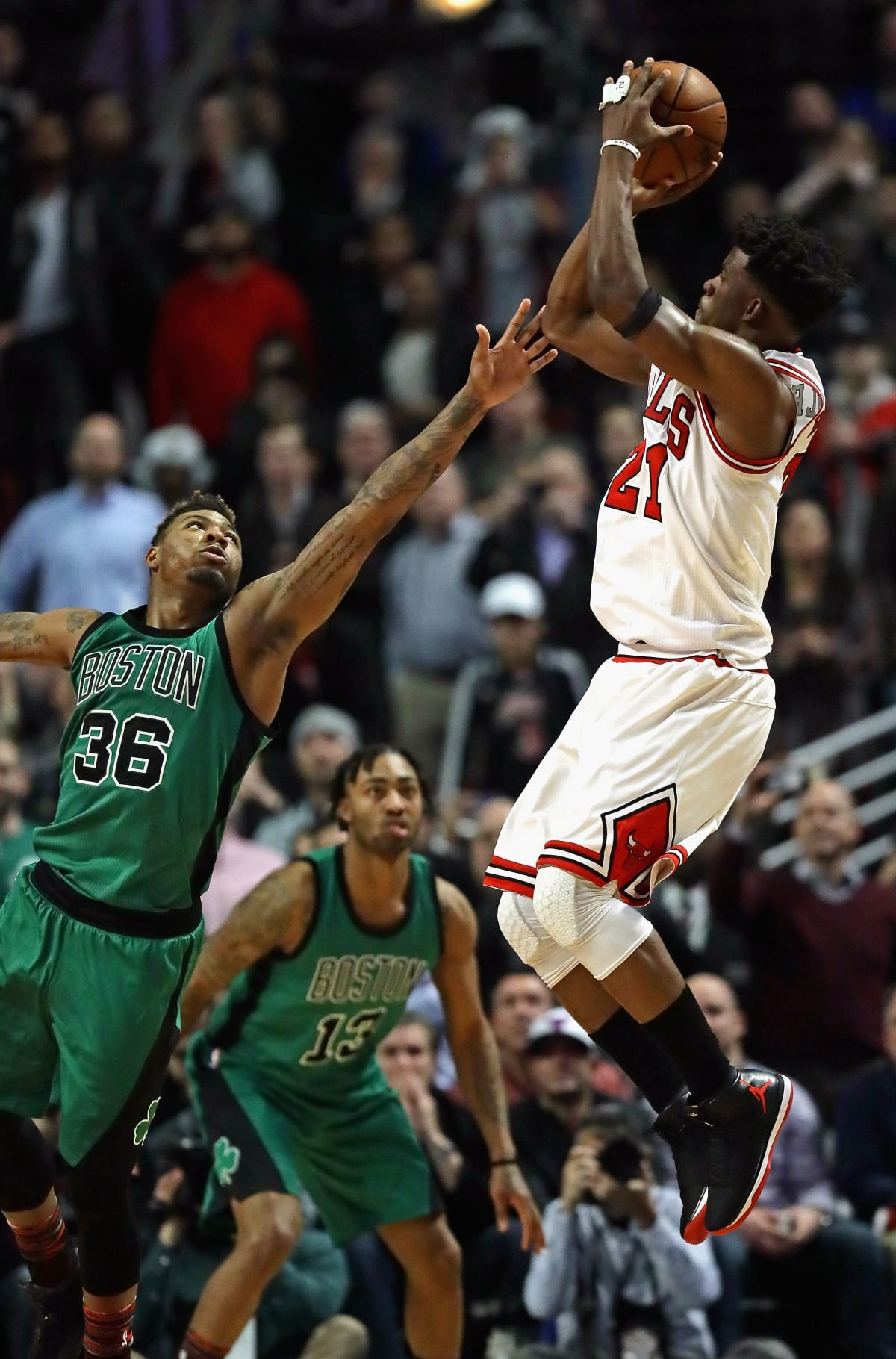 NBA stands by Marcus Smart foul on Jimmy Butler   Complex