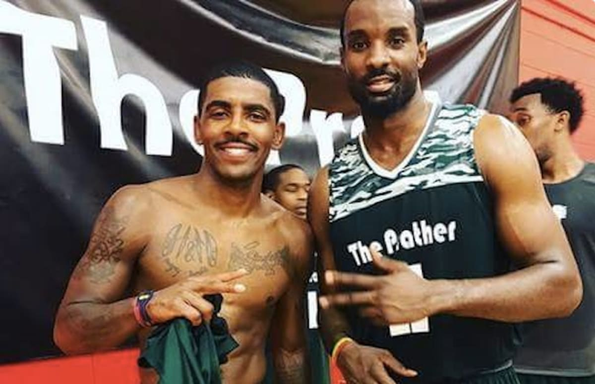 Kyrie Irving Knows You'll Make Fun of Him for Shaving His ... | 1200 x 776 png 1074kB