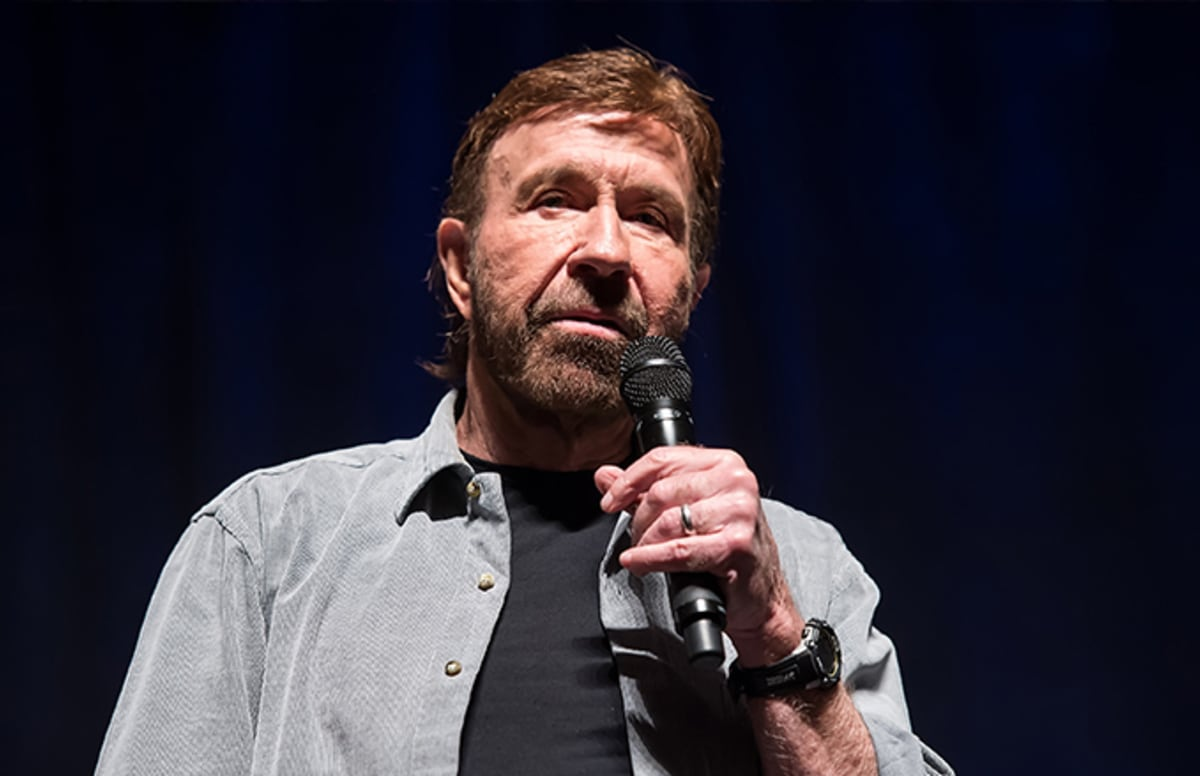 Chuck Norris Suing CBS for a Ridiculous Amount of 'Walker ...