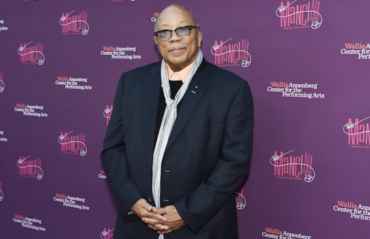 Quincy Jones Says He Dated Ivanka Trump, Calls Donald Trump 'Limited Mentally'