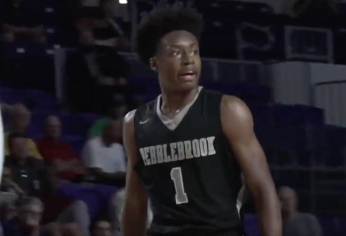 high school basketball player collin sexton tells