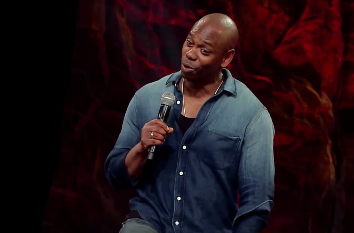 dave chappelle show