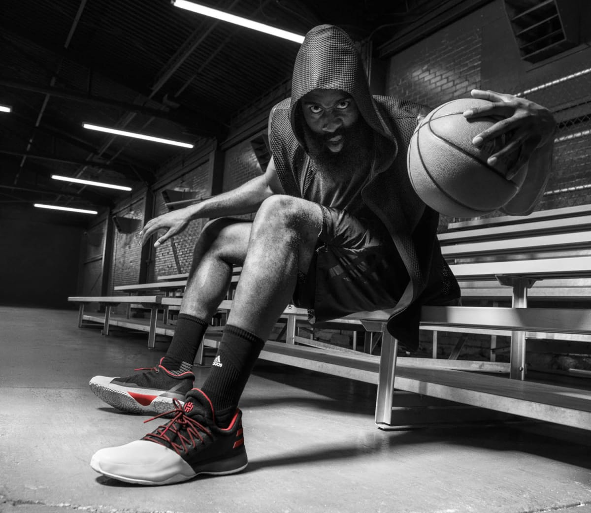 56cfb630a416 James Harden Thinks He Has the Best Sneaker in the NBA