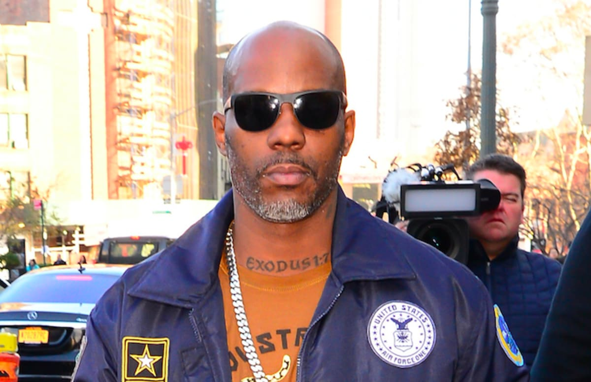 DMX and His Crew Reportedly Took Another Man's Corvette After Valet Mixup