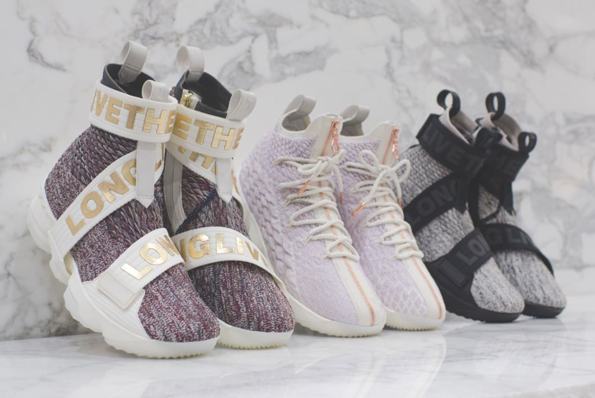 buy popular 5fc3a c6c97 Kith Is Celebrating LeBron s Birthday With a Special Sneaker Release    Complex