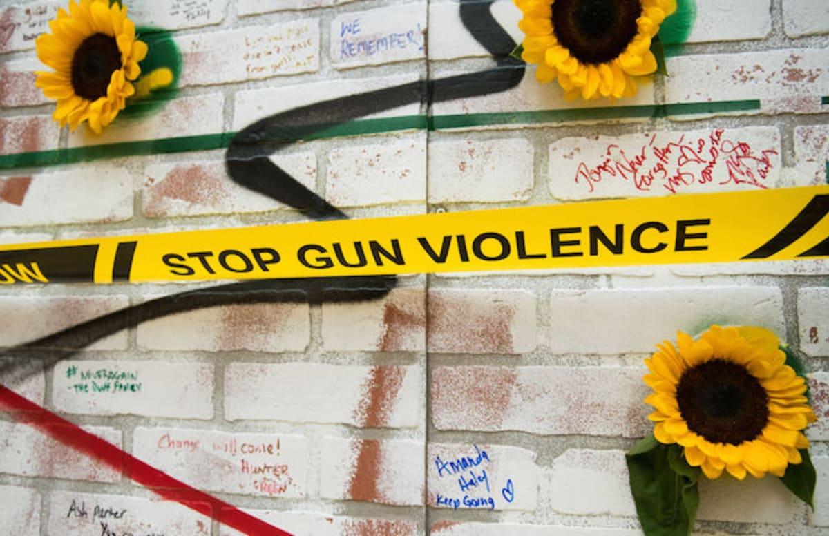 10 People Injured In San Bernardino Shooting Complex