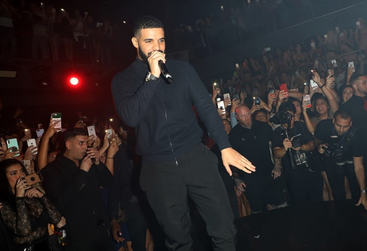 Drake Calls Kodak Black's 'Dying to Live' One of His 'Favorites in the Last 5 Years'