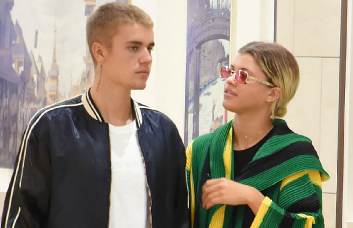 5c192e4a1f46cd Sofia Richie Talks About Her  Special Relationship  With Justin Bieber