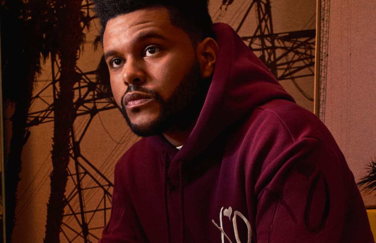 Here S A Full Look At The Weeknd S New Collaboration With