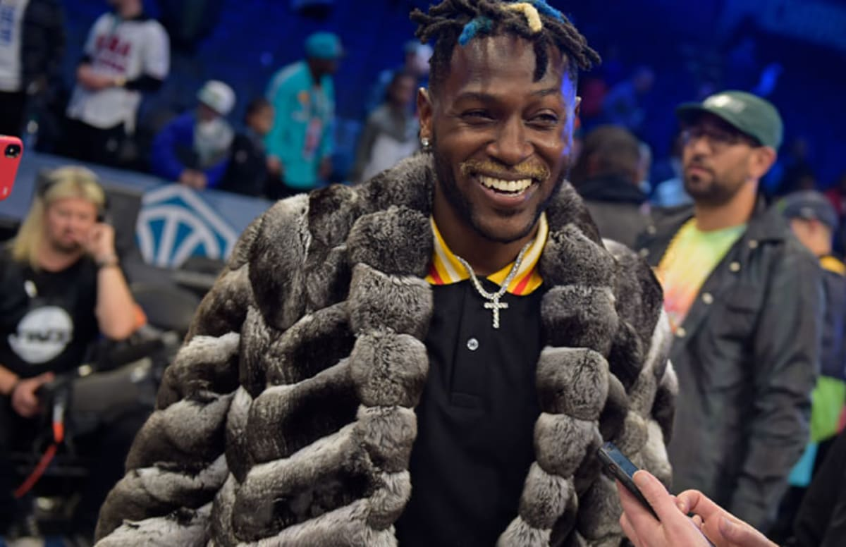 Antonio Brown Wants Guaranteed Money From Next Team He Joins