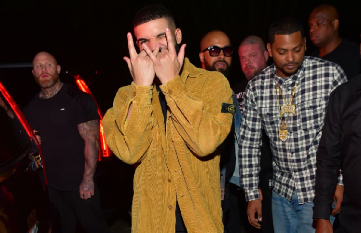 de8a0cfa1d421 All 25 of Drake s  Scorpion  Songs Hit the Billboard Hot 100