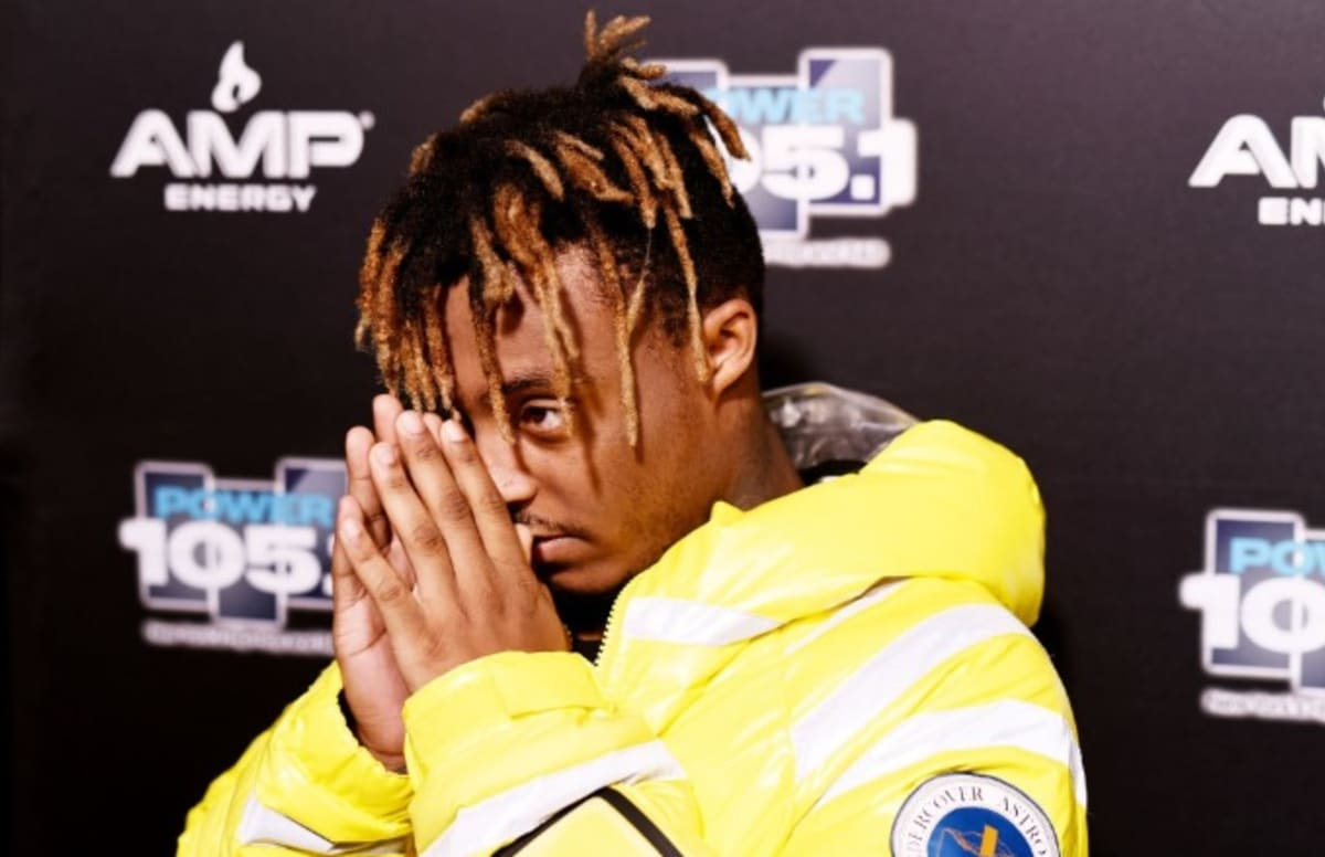 Juice WRLD Publicly Requests a Kid Cudi Collab: 'It's a Need'