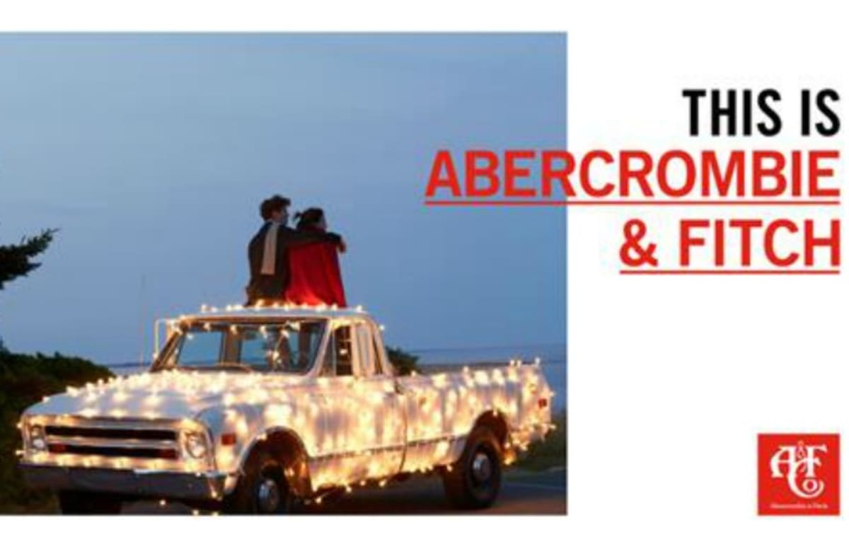 abercrombie and fitch five forces Abercrombie & fitch case study - strategic mgt - download as pdf file (pdf), text file (txt) or read online.