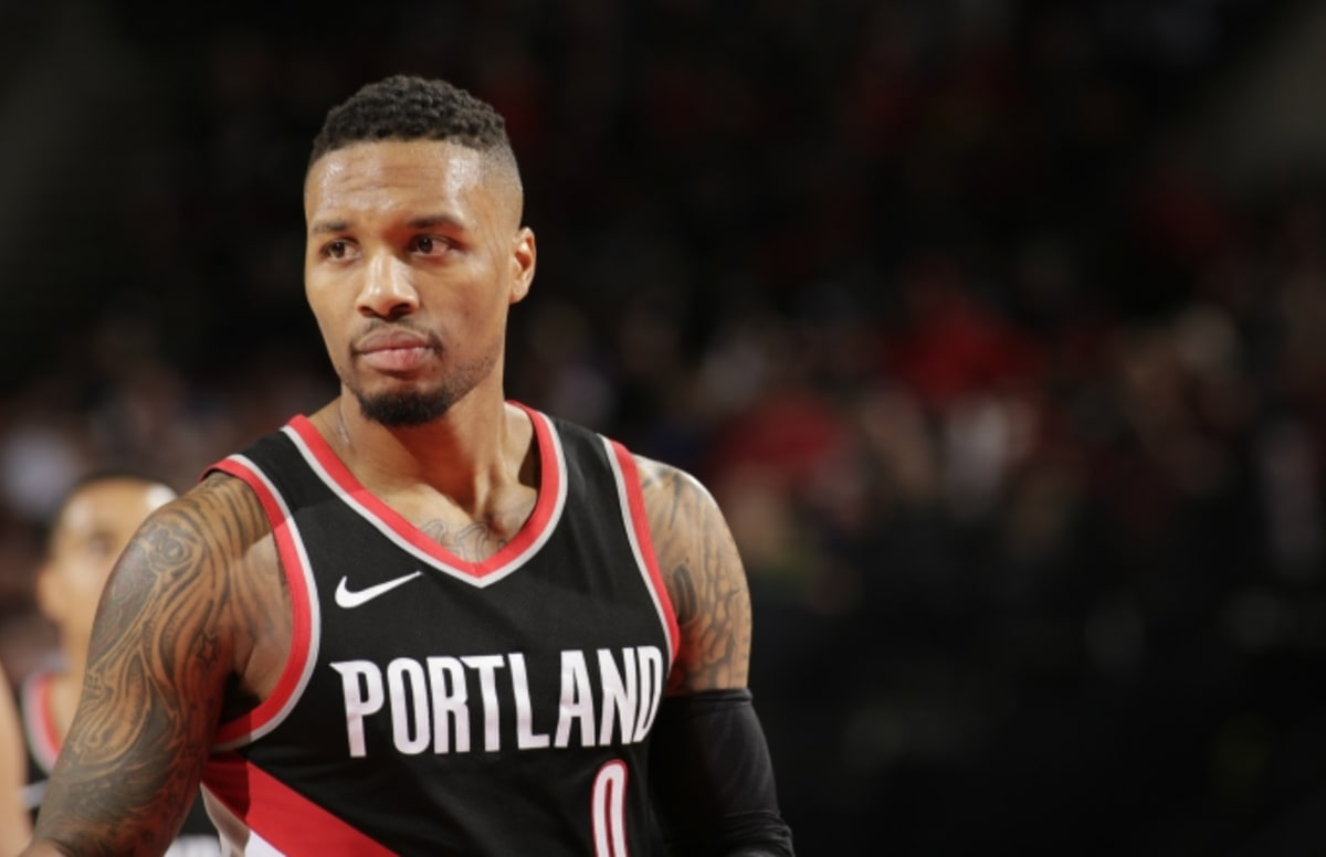 731100ef372 Damian Lillard Knows Why Lonzo Ball Passed Him in All-Star Voting ...
