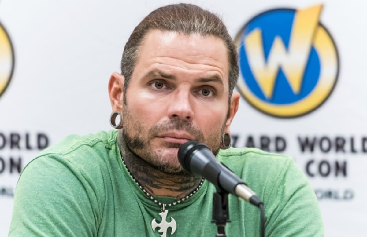 Wwe Superstar Jeff Hardy Arrested For Dwi Complex