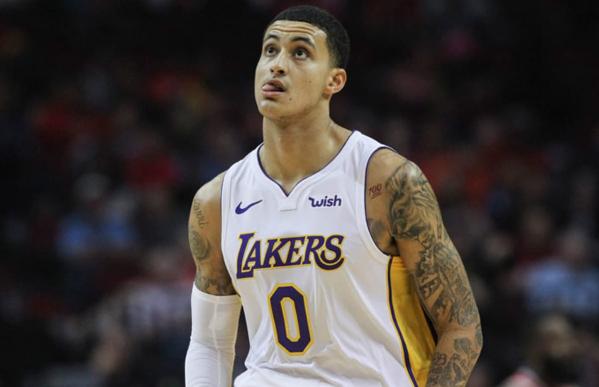 Kyle Kuzma Calls Out NCAA For Stripping Louisville Of Its