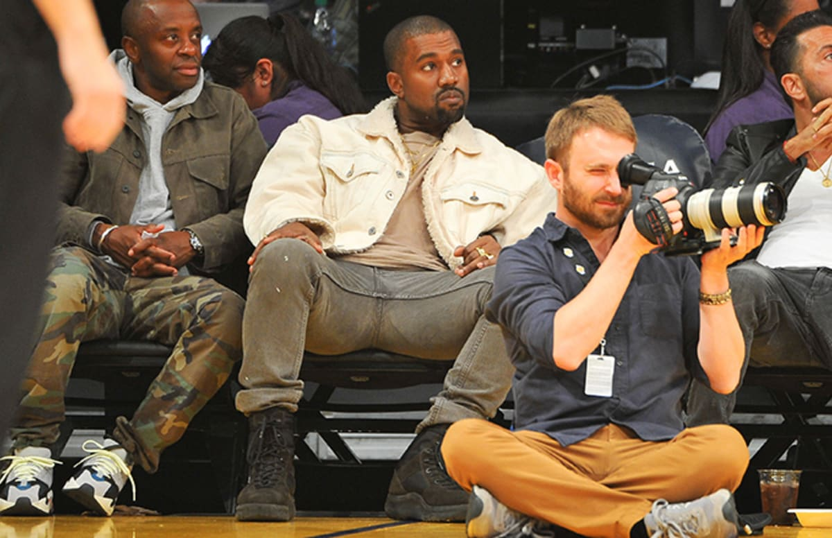Prince Auto Sales >> Kanye West Attends High School Basketball Game | Complex