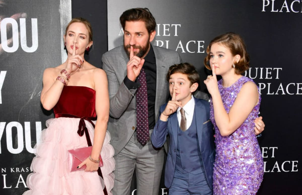 'A Quiet Place' Projected to Win the Box Office During Its ...