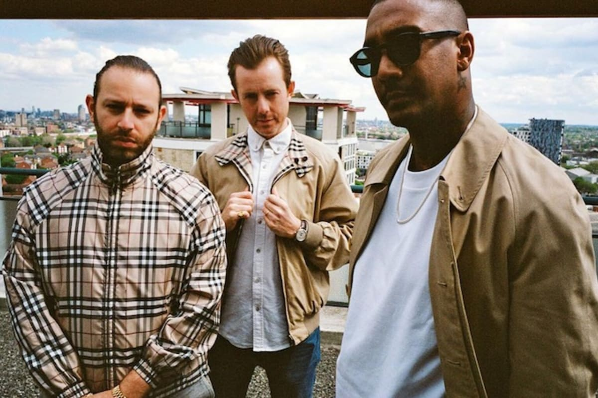 """Premiere: Chase & Status Go Full Junglist With General Levy On """"Heater"""""""