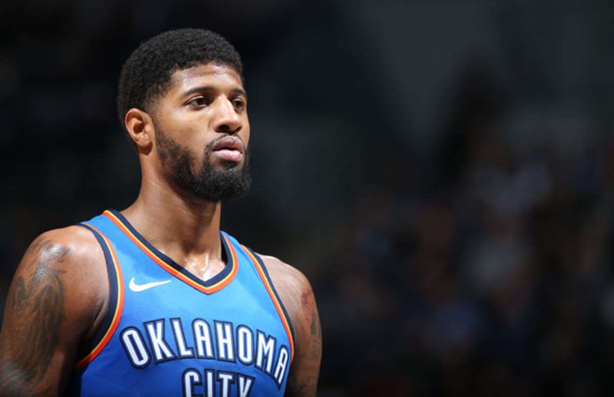 Paul George: Paul George Shares A Legendary Kobe Trash-Talking Story