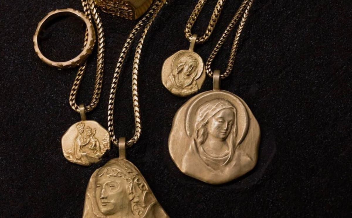 Kanye West Launches First Yeezy Jewelry Collection | Complex Kanye West Meaning