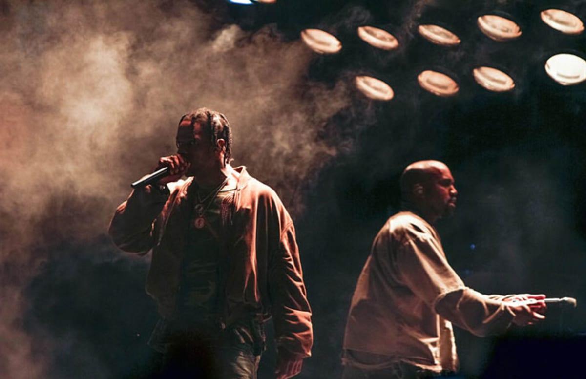 Kanye Tour California